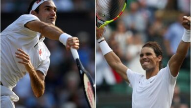 Photo of Federer, Nadal advance to Wimbledon semi-finals