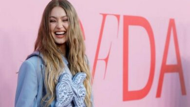 Photo of Supermodel Gigi Hadid and beau dine with Serena Williams