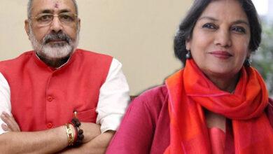 Photo of Shabana Azmi 'new leader' of 'tukde tukde' gang, actress hits back