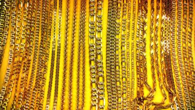 Photo of Hyderabad: Man amuses Yadadri locals, wears 5kg gold ornaments