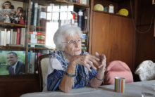 Grannies for Future: 100-year-old German enters politics