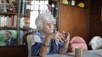 Photo of Grannies for Future: 100-year-old German enters politics