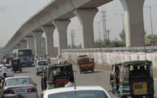 Elevated Bus Rapid Transit System to move from KPHB-Gachibowli