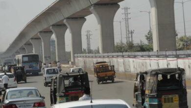Photo of Elevated Bus Rapid Transit System to move from KPHB-Gachibowli