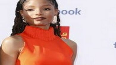 Photo of Halle Bailey to play Ariel in Disney's 'Little Mermaid'