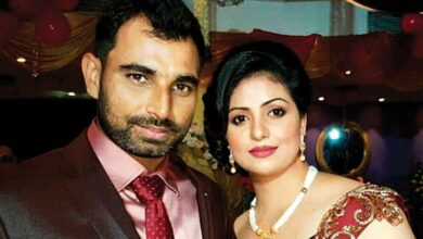 Photo of Shami's wife Hasin Jahan levels allegation against police