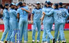 ICC World Cup: England restrict New Zealand to 241