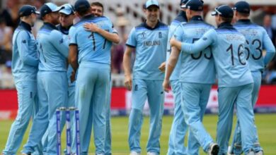Photo of ICC World Cup: England restrict New Zealand to 241