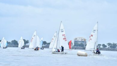 Photo of Day Four witnesses tough challenge for the sailors
