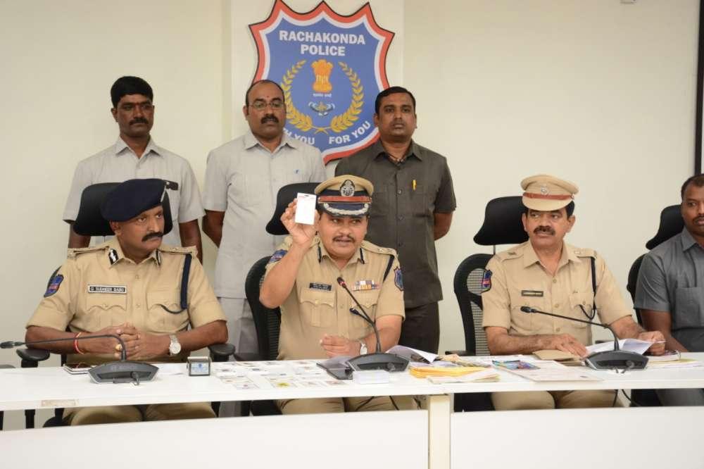 Rachakonda police arrest inter-state criminal in Odisha