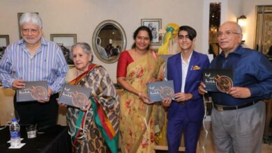 Photo of Book release: Hyderabad and Seekh by 15-year-old boy