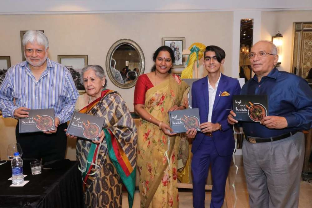 Book release: Hyderabad and Seekh by 15-year-old boy