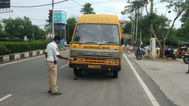 Photo of Cyberabad cops gives decible dose to noisy vehicles