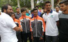 Sports minister visits Hyderabad Sailing Week