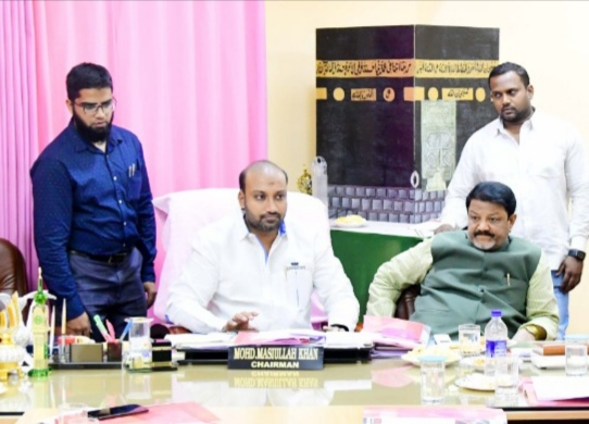 TS Haj Committee Chairman assures all amenities to Hajjis