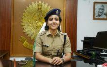 IPS officer Merin Joseph in Riyadh by wearing Abaya – Pic inside