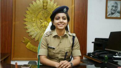 Photo of IPS officer Merin Joseph in Riyadh by wearing Abaya – Pic inside