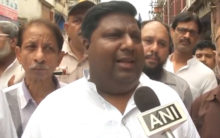 Hauz Qazi: AAP MLA involved in temple vandalism, accuses BJP leaders