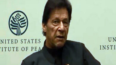 Photo of In US, Imran dodges question on 26/11 mastermind Hafiz Saeed