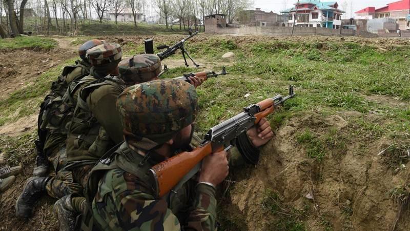 Militant killed in J&K gunfight
