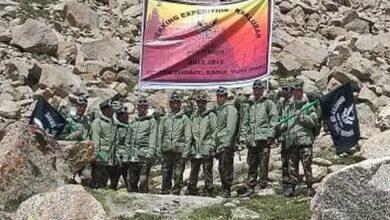 Photo of 20th anniversary of Kargil War: Indian Army organises commemorative trek
