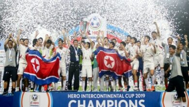 Photo of Intercontinental Cup:DPR Korea lift title, defeat Tajikistan 1-0