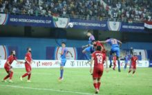 Intercontinental Cup: India play draw against Syria 1-1
