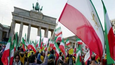 Photo of Berlin: Thousands protest against Iran, accuse it of human rights violations