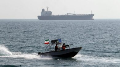 Photo of Iran Guards seize 'foreign tanker' accused of smuggling fuel