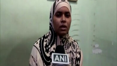 Photo of Ishrat Jahan threatened by fanatics
