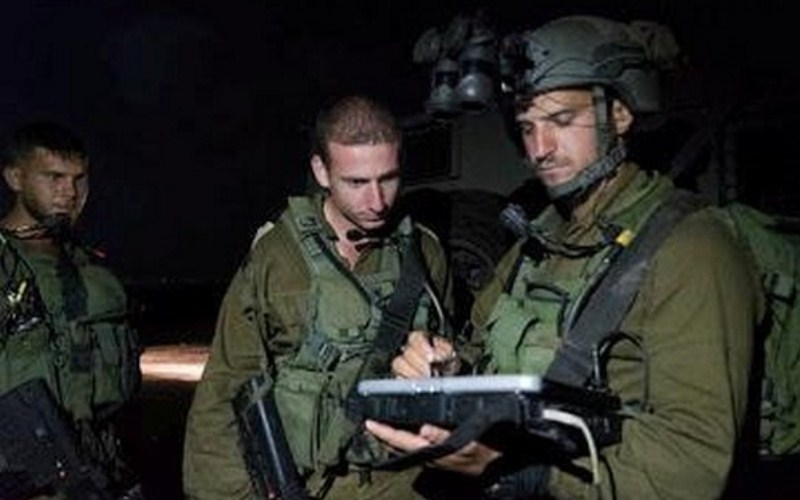 Israeli forces arrest 11 Palestinians in West Bank