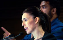 New Zealand PM 'utterly' disagrees with Trump tweets
