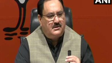 Photo of J P Nadda to visit Lucknow to review by-poll preparation