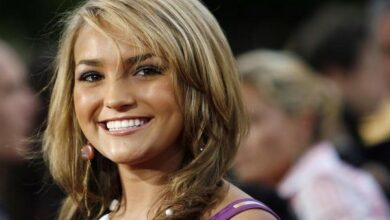 Photo of Jamie Lynn Spears flaunts new brunette hair for role in 'Sweet Magnolias'