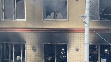 Photo of 33 dead in suspected arson attack on Japan animation studio
