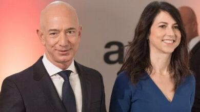 Photo of Bezos' divorce finalizes, MacKenzie walks away with $38bn