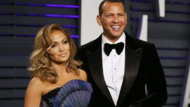Photo of Jennifer Lopez goes all out for Alex Rodriguez's birthday!