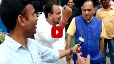 Photo of Jharkhand Minister tries to force MLA Irfan to say 'Jai Sri Ram'