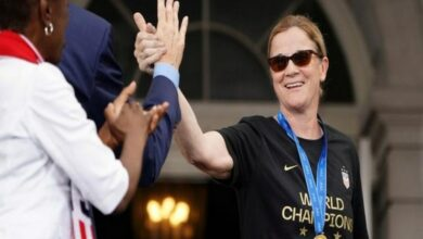 Photo of Jill Ellis to step down as US Women's Soccer team head coach