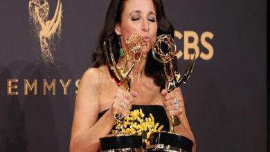 Photo of Just a win to go for Julia Louis-Dreyfus to make Emmy history!