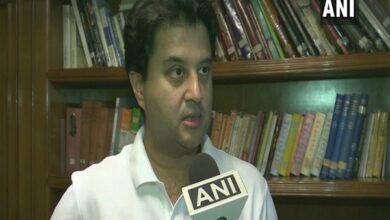 Photo of I am not a leader who gives orders: Jyotiraditya Scindia on his resignation