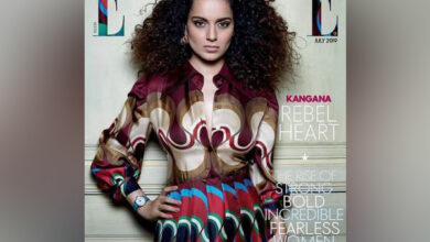 Photo of 'The Rise of Strong': Kangana Ranaut looks 'fearless' on magazine cover