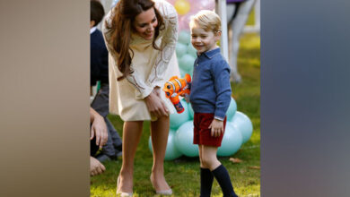 Photo of Here's how Prince George is celebrating his birthday