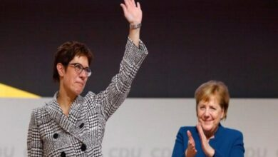 Photo of Germany appoints Kramp-Karrenbauer as new Minister of Defence