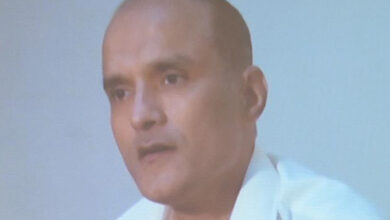 Photo of ICJ verdict in Kulbhushan Jadhav's case on Wednesday at 6:30