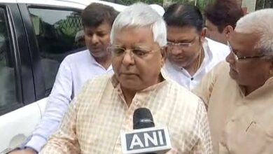 Photo of Lalu Prasad granted bail in a fodder scam case