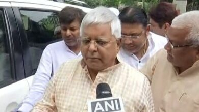 Photo of Lalu Yadav's kidney function down to 37%