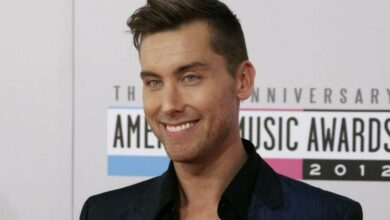 Photo of Lance Bass recalls coming out to Britney Spears