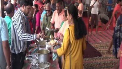 Photo of Langar thrice a day, medical aid for yatris trekking to Amarnath