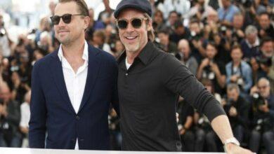 Photo of Leonardo DiCaprio says Brad Pitt is 'easy to work with'